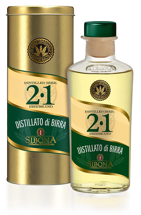 Antica Distilleria Sibona, Distilled Beer 38.0% 50cl