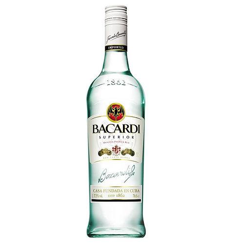 Bacardi - Carta Blanca (Latin Spirit) 37.5% 70cl