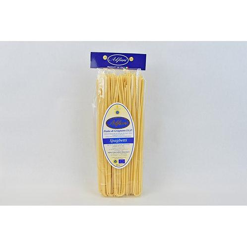 Alfieri Pastificio, SPAGHETTI durum wheat semolina pasta from GRAGNANO 500g