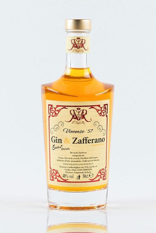 Il Re Dei Re, Gin & Saffron/ allo Zafferano 40.0% 50cl