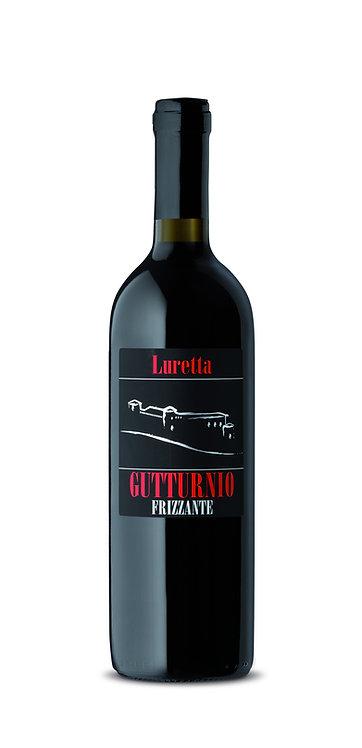 Luretta, Gutturnio Frizzante Rosso Colli Piacentini DOC, 2019