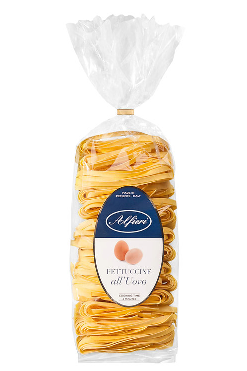 Alfieri Pastificio, FETTUCCINE WITH EGG (skein) bag 500g