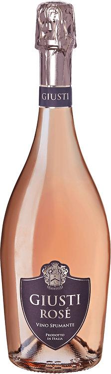 Giusti Wine, Spumante Rosé Brut, NV