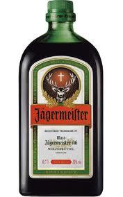 Jagermeister Bitter Liqueur 35.0% 70cl