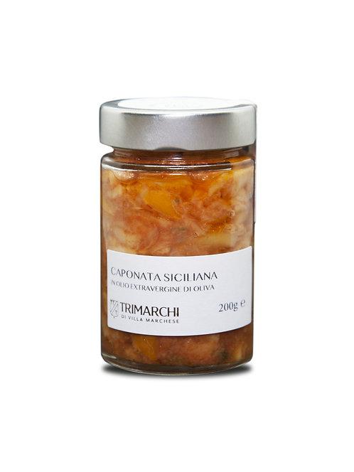 Trimarchi, SICILIAN CAPONATA (CAPONATA SICILIANA) 400g