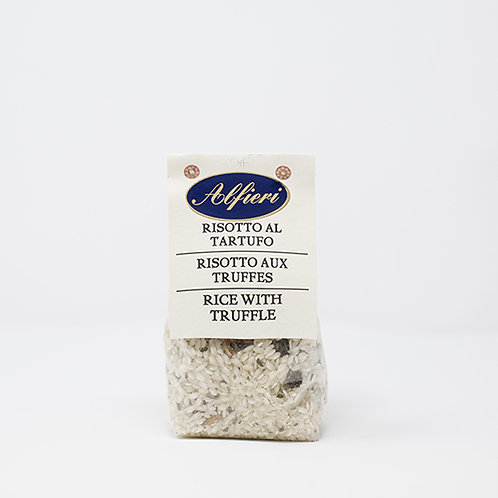 Alfieri Pastificio, TRUFFLE RISOTTO bag 300g