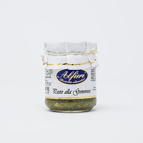 Alfieri Pastificio, Genovese Pesto WITHOUT garlic 180g