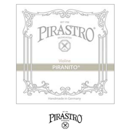 PIRASTRO - Piranito 4/4 set steel strings.