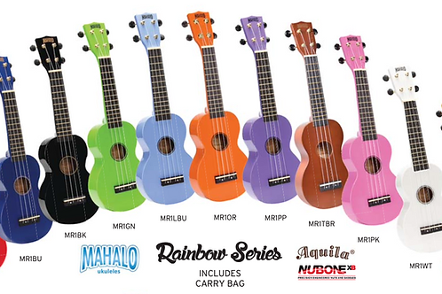 MAHALO - Rainbow Series Ukulele