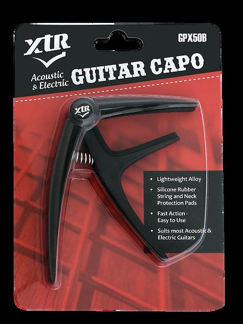 XTR - Trigger style capo
