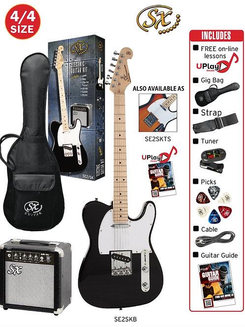 GUITAR & AMP PACKAGE