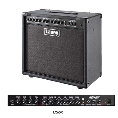 "LANEY - LX Series Guitar Combo - 65 watt. 1 x 12"""