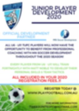 MN Soccer Development Flyer - REGISTRATI