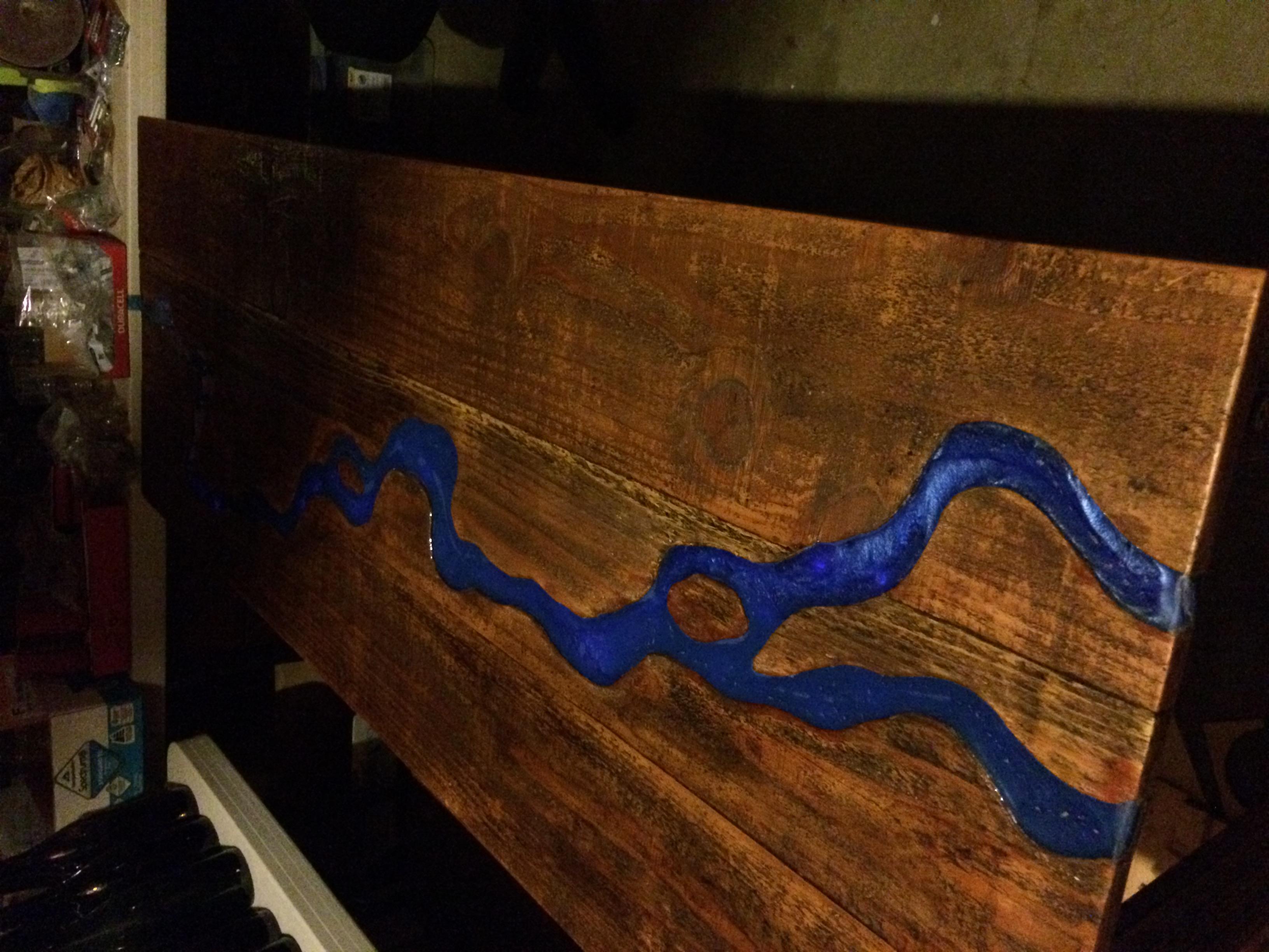 Long River Table