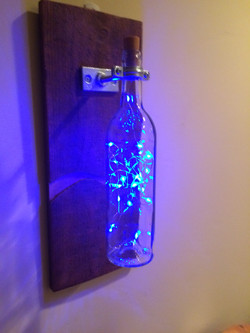 Inspired Fairy Sconce