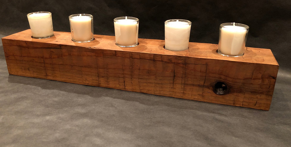 Large Votive Centerpiece