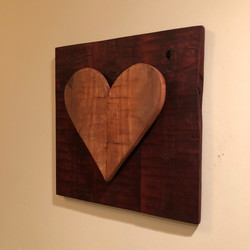 Redwood Heart Love