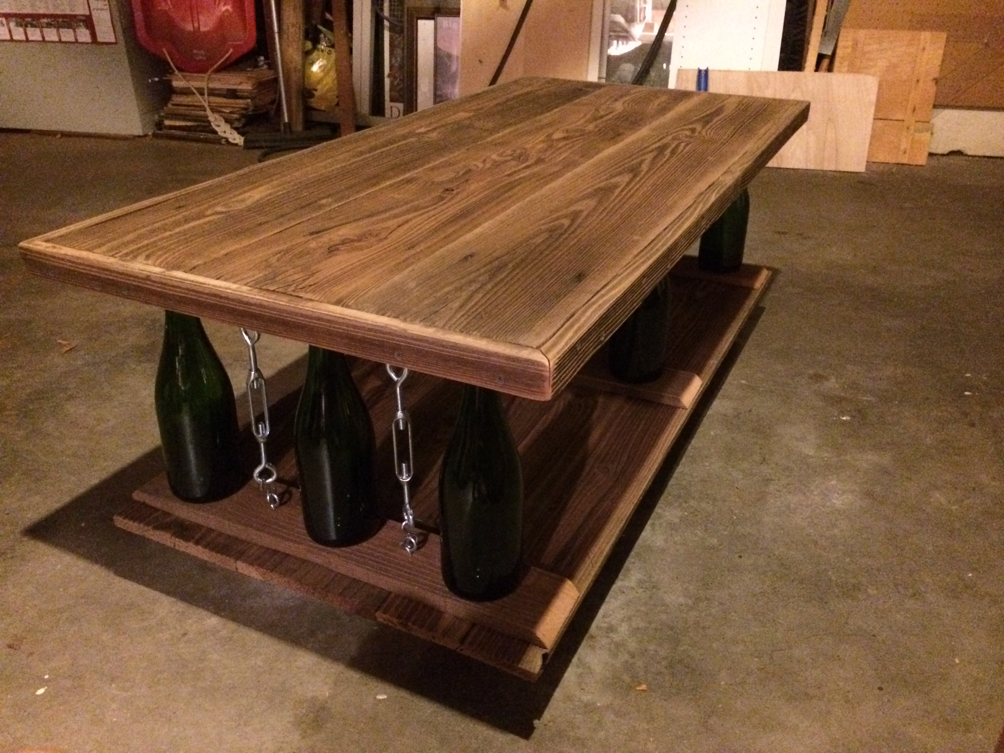 Natural Coffee Table