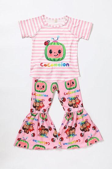 Pink Cocomelon Set