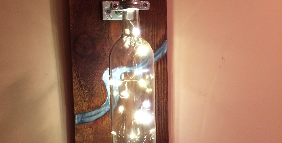 Inspired Lighted Sconce
