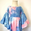 Thumbnail: Tie Dye Bell Sleeve Dress