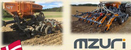 Mzuri - Se og hør om fordele ved Strip-Till 28.-31. maj