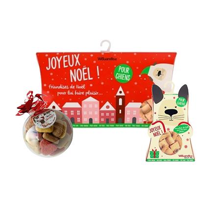 Christmas Box - Cão - 3 peças
