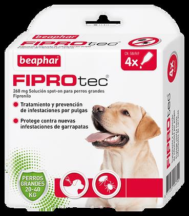 Beaphar Fiprotec Spot On Cão Grande 20-40 kg - 4 Pipetas