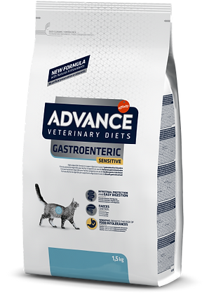 Advance Vet Cat Gastroenteric Sensitive 1,5 kg