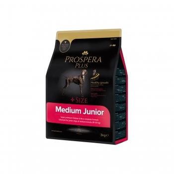 Prospera Plus Medium Júnior 3 kg