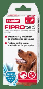 Beaphar Fiprotec Spot On Cão Médio 10-20 kg - 1 Pipeta