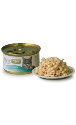 Brit Care Cat Kitten Wet - Chicken - 80 g