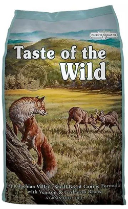 Taste of the Wild Appalachian Valley Small Breed Canine Formula 2 kg