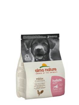 Almo Nature Dog Dry Holistic Puppy Medium Fresh Chicken 12 kg