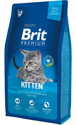 Brit Blue Kitten Chicken 800 g