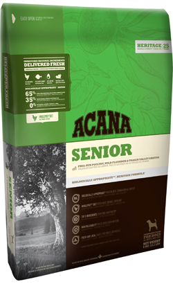 Acana Heritage Dog Senior 2 kg