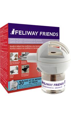 Feliway Friends Difusor + Recarga 48 ml