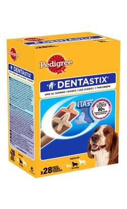 Pedigree Snack Dentastix Médio Multipack - 1 Unidade - cx 28