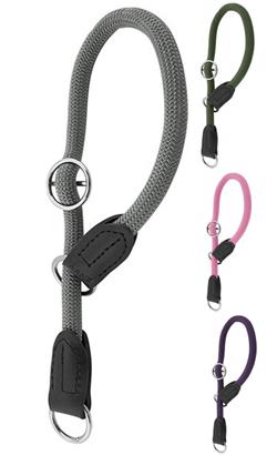 Nayeco Envy Roll Strangler Collar - 12 mm x 50 cm