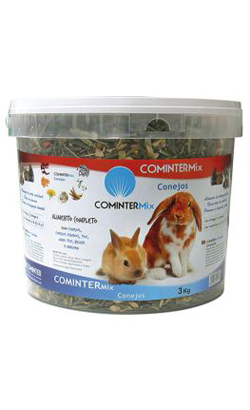 Cominter Mix Coelhos 3 kg