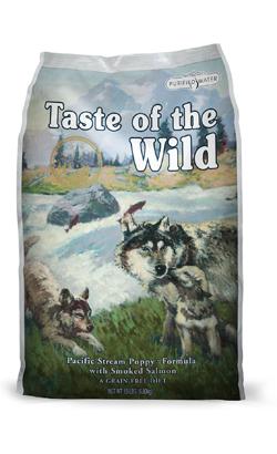 Taste of the Wild Pacific Stream Puppy Formula 12,2 Kg