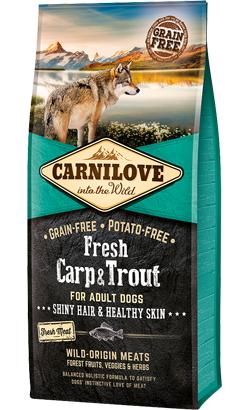 Carnilove Fresh Carp & Trout Adult Dog 12 kg
