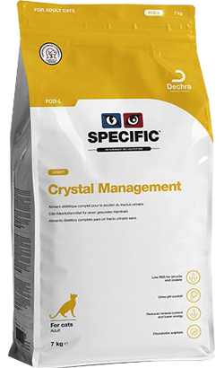 Specific Cat FCD-L Crystal Management Light 2 kg