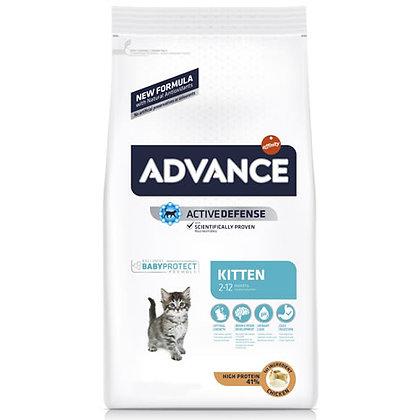 Advance Cat Kitten Chicken & Rice 400 g