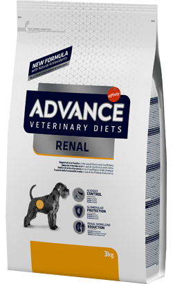 Advance Vet Dog Renal 3 Kg