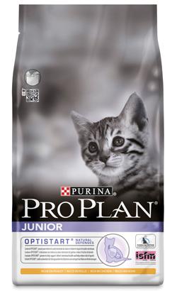 Pro Plan Cat Junior Chicken & Rice 3 Kg