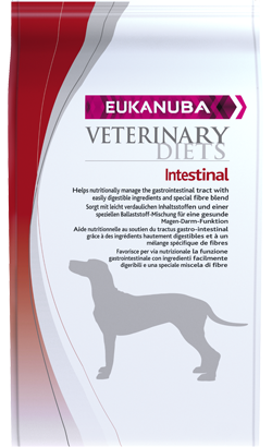 Eukanuba Dog Veterinary Diets Intestinal 5 Kg