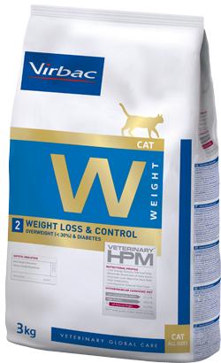 Virbac Veterinary HPM W2 Cat Weight Loss & Control 7 kg