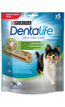 Purina Dentalife Medium 5 Sticks