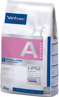 Virbac Veterinary HPM A2 Dog Hypoallergy with Salmon 12 kg